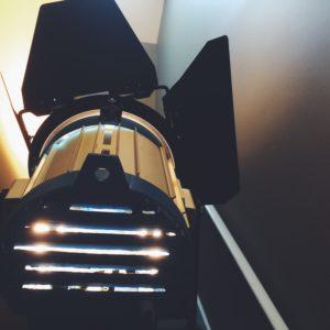 Light action camera